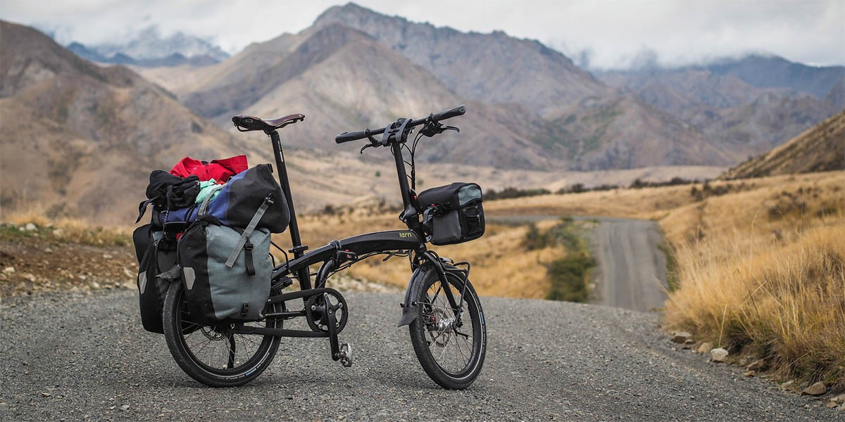 Folding Touring Bicycle Review